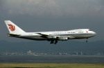 Gambardierさんが、関西国際空港で撮影した中国国際貨運航空 747-2J6B(SF)の航空フォト(写真)