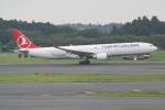 ANA744Foreverさんが、成田国際空港で撮影したターキッシュ・エアラインズ A330-303の航空フォト(写真)