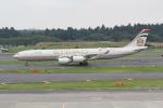 ANA744Foreverさんが、成田国際空港で撮影したエティハド航空 A340-541の航空フォト(写真)