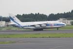 ANA744Foreverさんが、成田国際空港で撮影したヴォルガ・ドニエプル航空 An-124-100 Ruslanの航空フォト(写真)
