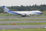 ANA744Foreverさんが、成田国際空港で撮影した日本貨物航空 747-4KZF/SCDの航空フォト(写真)
