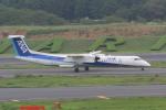 ANA744Foreverさんが、成田国際空港で撮影したANAウイングス DHC-8-402Q Dash 8の航空フォト(飛行機 写真・画像)