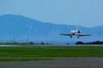rjnsphotoclub-No.07さんが、静岡空港で撮影したアメリカ企業所有 G500/G550 (G-V)の航空フォト(写真)