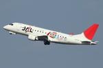 SKYLINEさんが、羽田空港で撮影したジェイ・エア ERJ-170-100 (ERJ-170STD)の航空フォト(写真)