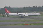 ANA744Foreverさんが、成田国際空港で撮影したターキッシュ・エアラインズ A340-313Xの航空フォト(写真)
