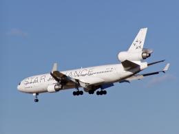 TRAVAIRさんが、成田国際空港で撮影したヴァリグ MD-11の航空フォト(飛行機 写真・画像)