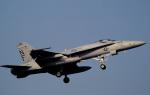 チャーリーマイクさんが、厚木飛行場で撮影したアメリカ海軍 F/A-18A Hornetの航空フォト(飛行機 写真・画像)