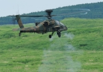じーく。さんが、東富士演習場で撮影した陸上自衛隊 AH-64Dの航空フォト(写真)