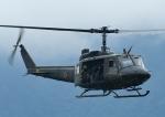 じーく。さんが、東富士演習場で撮影した陸上自衛隊 UH-1Jの航空フォト(写真)