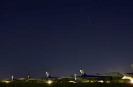 Flying Elvisさんが、テューペロ・リージョナル空港で撮影した全日空 747-481(D)の航空フォト(飛行機 写真・画像)