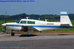 Chofu Spotter Ariaさんが、龍ケ崎飛行場で撮影した日本個人所有 M20J 201の航空フォト(写真)