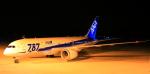 ふじいあきらさんが、広島空港で撮影した全日空 787-8 Dreamlinerの航空フォト(飛行機 写真・画像)