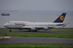 ken-kenさんが、羽田空港で撮影したルフトハンザドイツ航空 747-430の航空フォト(写真)