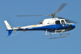 へりさんが、東京ヘリポートで撮影した東邦航空 AS350B3 Ecureuilの航空フォト(写真)