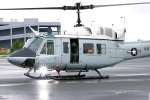 hiroriokorokoroさんが、東京臨海広域防災公園ヘリポートで撮影したアメリカ空軍 UH-1Nの航空フォト(写真)