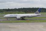 ANA744Foreverさんが、成田国際空港で撮影したユナイテッド航空 777-224/ERの航空フォト(写真)