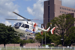 航空フォト:JA117K セントラルヘリコプターサービス BK117