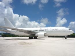 yosuke72さんが、サイパン国際空港で撮影したダイナミック・エアウェイズ 767-233の航空フォト(飛行機 写真・画像)