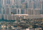 SKYLINEさんが、啓徳空港で撮影したシンガポール航空の航空フォト(飛行機 写真・画像)