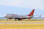 関西国際空港 - Kansai International Airport [KIX/RJBB]で撮影されたエア・インディア - Air India [AI/AIC]の航空機写真