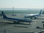 Super Dolphinさんが、羽田空港で撮影した全日空 767-381の航空フォト(飛行機 写真・画像)