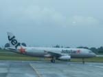 anothersky777さんが、鹿児島空港で撮影したジェットスター・ジャパン A320-232の航空フォト(写真)