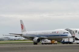 こずぃろうさんが、羽田空港で撮影した中国国際航空 A321-213の航空フォト(飛行機 写真・画像)