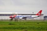 sonnyさんが、成田国際空港で撮影したエーデルワイス航空 A330-223の航空フォト(飛行機 写真・画像)