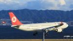 ふじいあきらさんが、関西国際空港で撮影したターキッシュ・エアラインズ A330-203の航空フォト(飛行機 写真・画像)