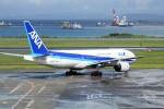 アイスコーヒーさんが、那覇空港で撮影した全日空 777-281の航空フォト(飛行機 写真・画像)