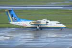 アイスコーヒーさんが、那覇空港で撮影した琉球エアーコミューター DHC-8-103Q Dash 8の航空フォト(写真)