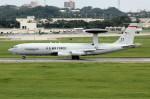アイスコーヒーさんが、嘉手納飛行場で撮影したアメリカ空軍 E-3C Sentry (707-300)の航空フォト(飛行機 写真・画像)