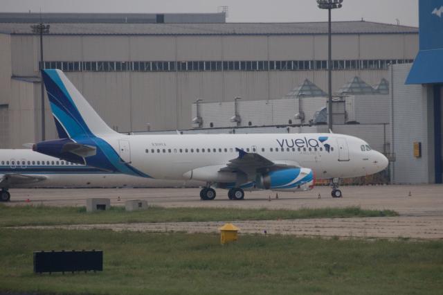 xingyeさんが、瀋陽桃仙国際空港で撮影したAWAS A319-132の航空フォト(飛行機 写真・画像)