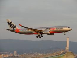 ハニーベルくんさんが、関西国際空港で撮影したジェットスター A330-202の航空フォト(飛行機 写真・画像)