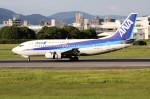 アイスコーヒーさんが、伊丹空港で撮影したANAウイングス 737-54Kの航空フォト(飛行機 写真・画像)
