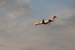 アイスコーヒーさんが、伊丹空港で撮影したジェイ・エア CL-600-2B19 Regional Jet CRJ-200ERの航空フォト(飛行機 写真・画像)
