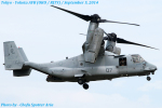 Chofu Spotter Ariaさんが、横田基地で撮影したアメリカ海兵隊 MV-22Bの航空フォト(飛行機 写真・画像)