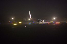 kitayocchiさんが、新千歳空港で撮影した日本航空 777-346/ERの航空フォト(飛行機 写真・画像)