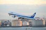 kuxiuxingさんが、羽田空港で撮影した全日空 787-9の航空フォト(写真)