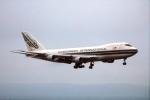 ATOMさんが、新千歳空港で撮影したエバーグリーン航空 747-121の航空フォト(飛行機 写真・画像)