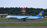 T.Sazenさんが、成田国際空港で撮影したウズベキスタン航空 767-33P/ERの航空フォト(写真)