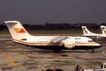 WING_ACEさんが、ドンムアン空港で撮影したドゥルク航空 BAe-146-100の航空フォト(飛行機 写真・画像)