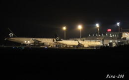 RINA-281さんが、小松空港で撮影したエバー航空 A321-211の航空フォト(飛行機 写真・画像)