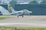 パンダさんが、小松空港で撮影した航空自衛隊 T-4の航空フォト(飛行機 写真・画像)