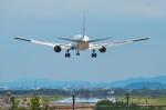 パンダさんが、小松空港で撮影した日本航空 767-346の航空フォト(飛行機 写真・画像)