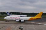 T.Sazenさんが、成田国際空港で撮影したエアー・ホンコン 747-444(BCF)の航空フォト(飛行機 写真・画像)