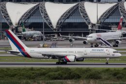 xingyeさんが、スワンナプーム国際空港で撮影したネパール航空 757-2F8Cの航空フォト(飛行機 写真・画像)