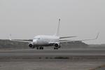 chalk2さんが、羽田空港で撮影したジェット・アビエーション・ビジネス・ジェット 737-7JB BBJの航空フォト(写真)