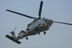 パンダさんが、厚木飛行場で撮影した海上自衛隊 SH-60Kの航空フォト(写真)