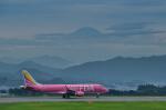 パンダさんが、静岡空港で撮影したフジドリームエアラインズ ERJ-170-200 (ERJ-175STD)の航空フォト(飛行機 写真・画像)